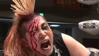 マサダの竹グシ攻撃