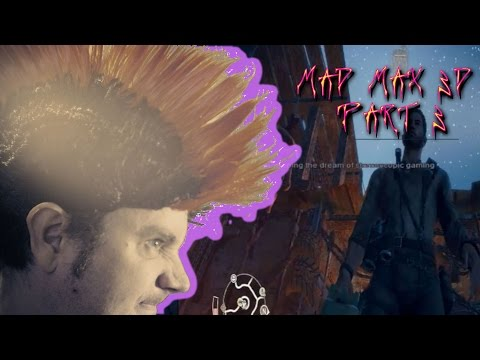 Mad Max stereoscopic 3D Twitch Stream part 3