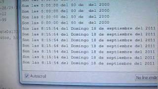 08 arduino 2 2 reloj en tiempo real real time clock rtc para arduino con dallas ds1307