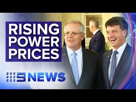 What Are Our Politicians Doing About Rising Electricity Prices?   Nine News Australia