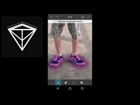 Cara Mengubah Warna Pada Object Gambar Tato Achmad #