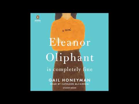 Eleanor Oliphant Is Completely Fine YouTube Hörbuch Trailer auf Deutsch