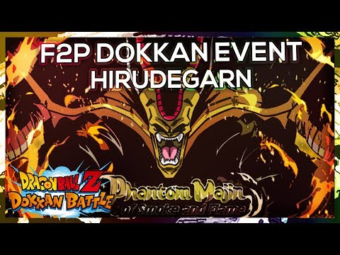 F2P Guide: NO STONES/FLUTE! Hirudegarn Dokkan Event! Super2 - 25 STA | DBZ Dokkan Battle
