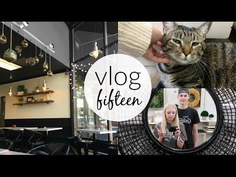 Animal Shelter, Vegan Restaurant, + I Broke My Camera... | vlog 015