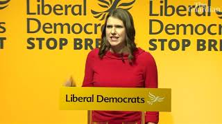 Jo Swinson elected new Lib Dem leader