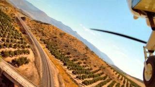 Tecnam P92 Echo S - Primeros Vuelos 2011 - Conocer Granada Volando - Ruta Sierra - Aeroveleta