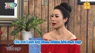 Trịnh Kim Chi tiết lộ về MỐI TÌNH 10 NĂM với Quyền Linh- sợ anh lấy mình cuộc đời sẽ MẠT RỆP | KUTD