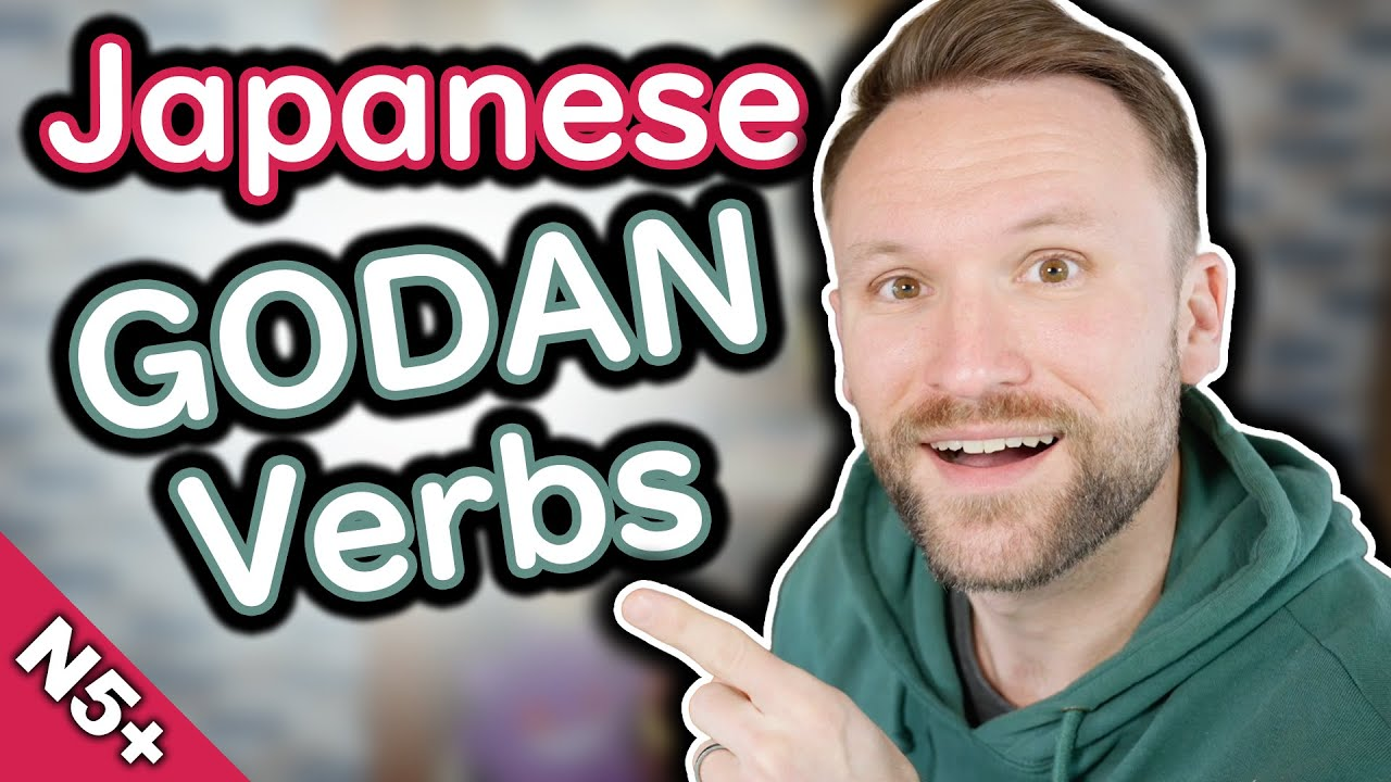Download Japanese Verb Conjugation Made EASY - How to Conjugate Godan Verbs【五段活用】