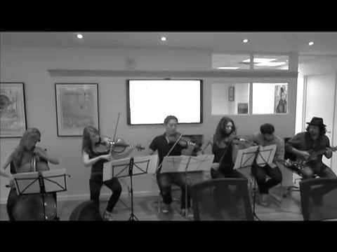 The Hipster Orchestra Music-Bombs AdWeek