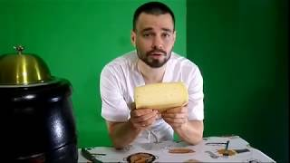 Домашний Твердый Сыр.  Российский сыр.Дегустация.45 дней выдержки!
