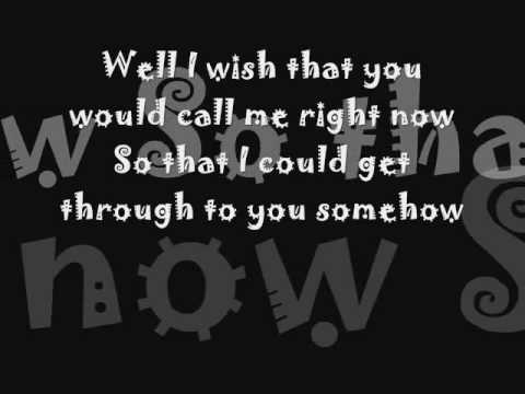 officially missing you instrumental with lyrics - YouTube