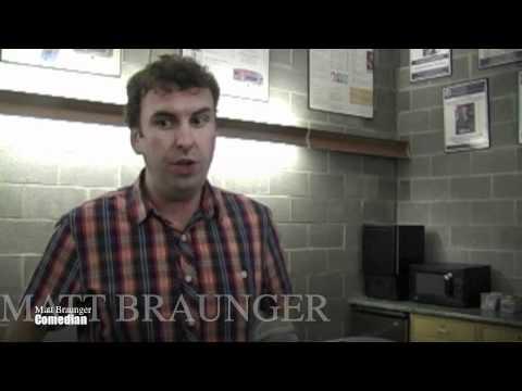 Southern News interview with Matt Braunger
