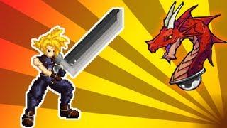 Personagens grandes - RPG Maker VX Ace