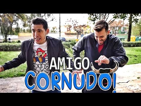 SI TU AMIGO ES UN CORNUDO, DÍSELO CANTANDO!!!! | POLIFACETICOO
