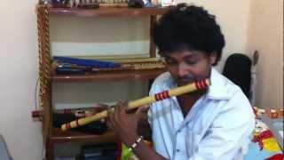 Dilshan Umayanga Piyu bole... Flute melody.MOV