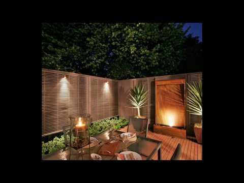 Ideas para el diseño de jardines pequeños