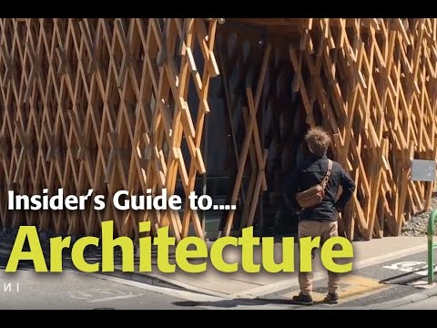 Insider's Guide to... Tokyo's Architecture