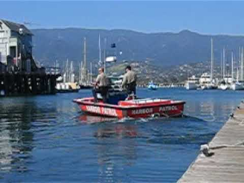Harbor Patrol - Santa Barbara - California