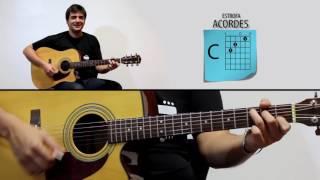 Solo un momento - Vicentico - Acordes Guitarra Fácil