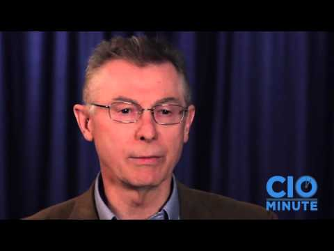 The CIO Minute: Larry Conrad, University of California, Berkeley