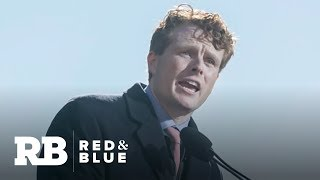 Rep. Joe Kennedy reportedly eyeing Sen. Ed Markey's seat