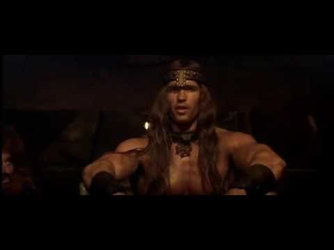Conan The Barbarian What Is Best In Life Youtube