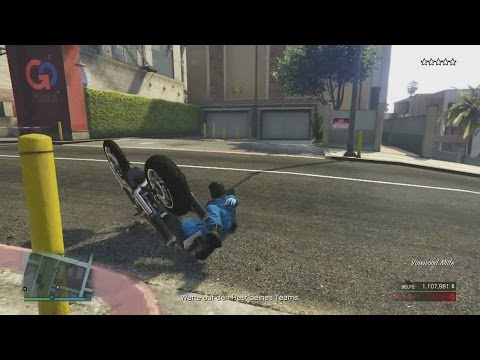 Special Video Gta 5 online Pacific Standart Raub outtackes #1