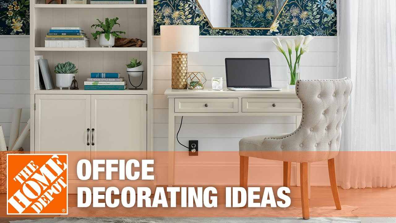 Office Decorating Ideas The Home Depot