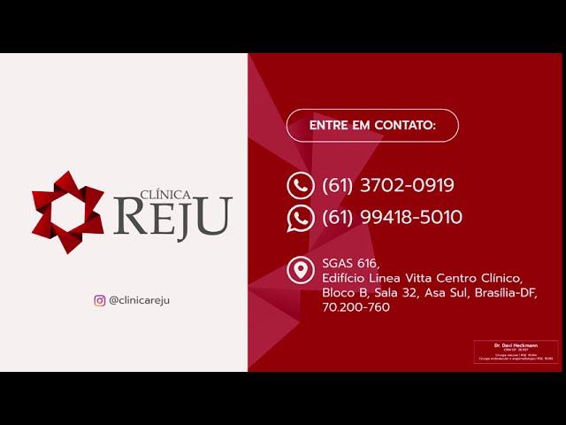 Conheça a Clínica REJU
