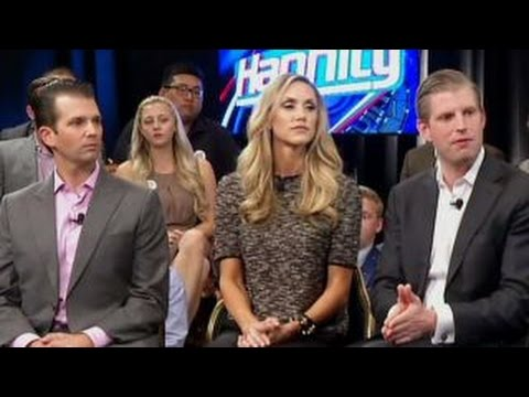 The Trump Family on the importance of the Millennial vote