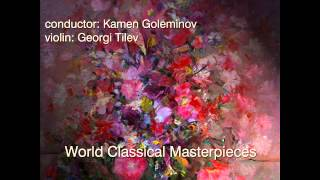 Maurice Ravel: Tzigane - Concert Rhapsody for Violin and Orchestra