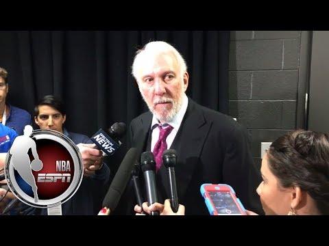Pop says 'we