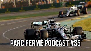 Kwalifikacje GP Australii 2019,  fantastyczny Mercedes, zaskakujący Norris! - F1 Podcast #35