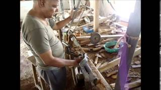 Sneak-peak - Making Wooden Toys - Channapatna