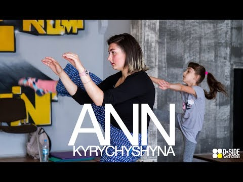 Sons Of The East – Into The Sun | Choreography by Ann Kyrychyshyna | D.Side Dance Studio