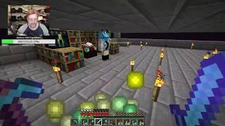 Minecraft Stream - Bella flytter ind på Bifrost (fra 8. sep 2017)