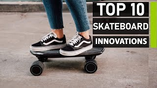 Top 10 Most Innovative Electric Skateboards