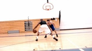 1-On-1 Game Clip #204 | Getting High Elevation on Your Pullup Jumpshot | Dre Baldwin