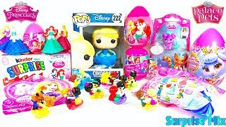 Принцессы ДИСНЕЙ и Королевские ПИТОМЦЫ Disney Princesses SURPRISES Unboxing - СЮРПРИЗЫ Funko POP...