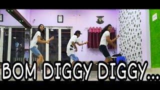 BOM DIGGY DIGGY | RAHUL PATIDAR DANCE CHOREOGRAPHY | NRITYAM DANCE STUDIO