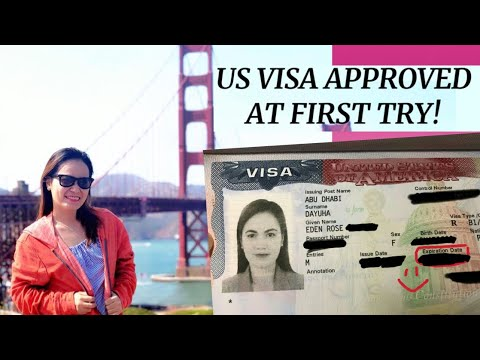 TIPS FOR USA VISA INTERVIEW In 2019 | (APPROVED At FIRST ATTEMPT)