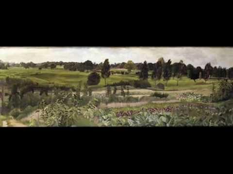 Hilda Carline paintings  Antonio Vivaldi Aria Zeffiretti, che sussurrate
