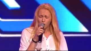Невена Пейкова - The X Factor Bulgaria (09.09.2014)