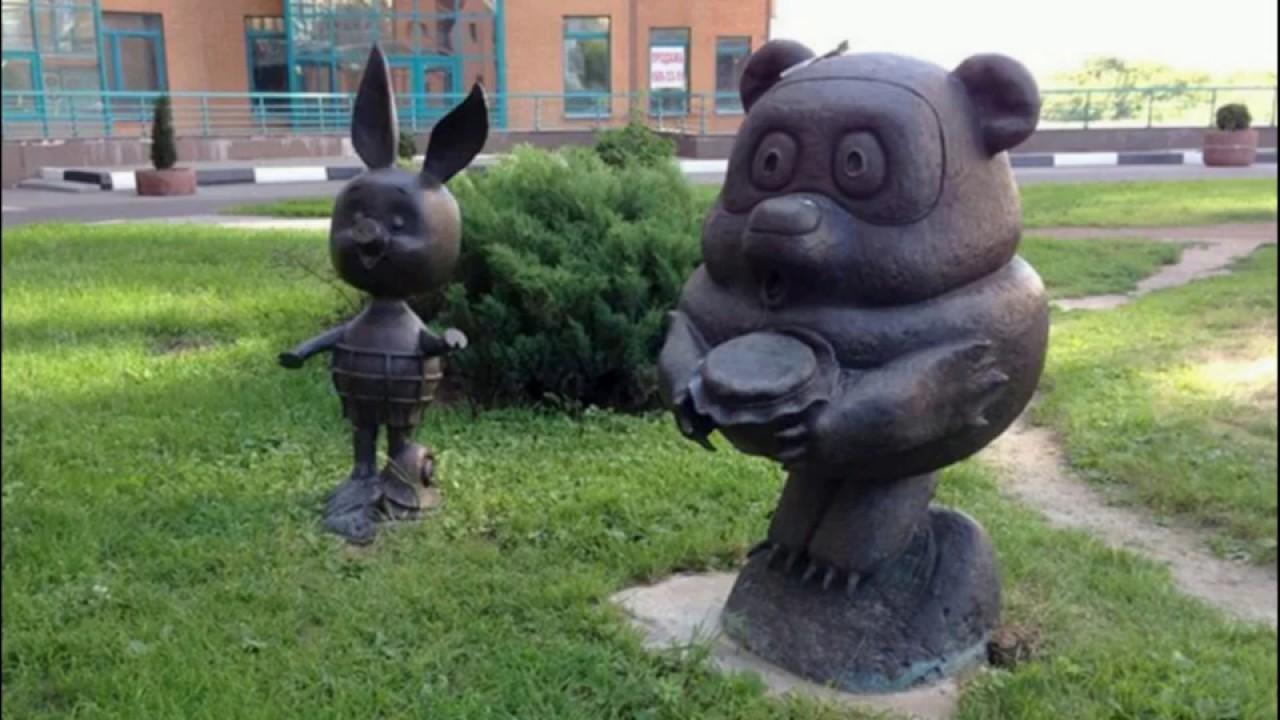 временем интересные памятники в москве фото уже