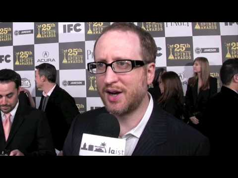 Writer & director James Gray at the Independent Sp...