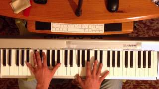Labrinth - let it be piano cover