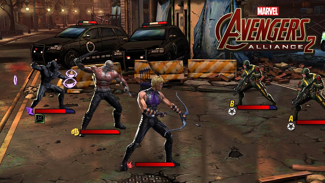 Marvel: Avengers Alliance 2 1 3 2 for Android - Download