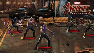 Marvel: Avengers Alliance 2 Android Gameplay