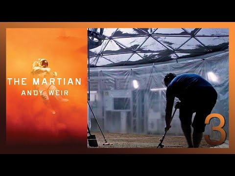 The Martian Audiobook - Chapter 3 W/Visuals