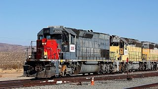 Trona Railroad: Home of Southern Pacific Tunnel Motors